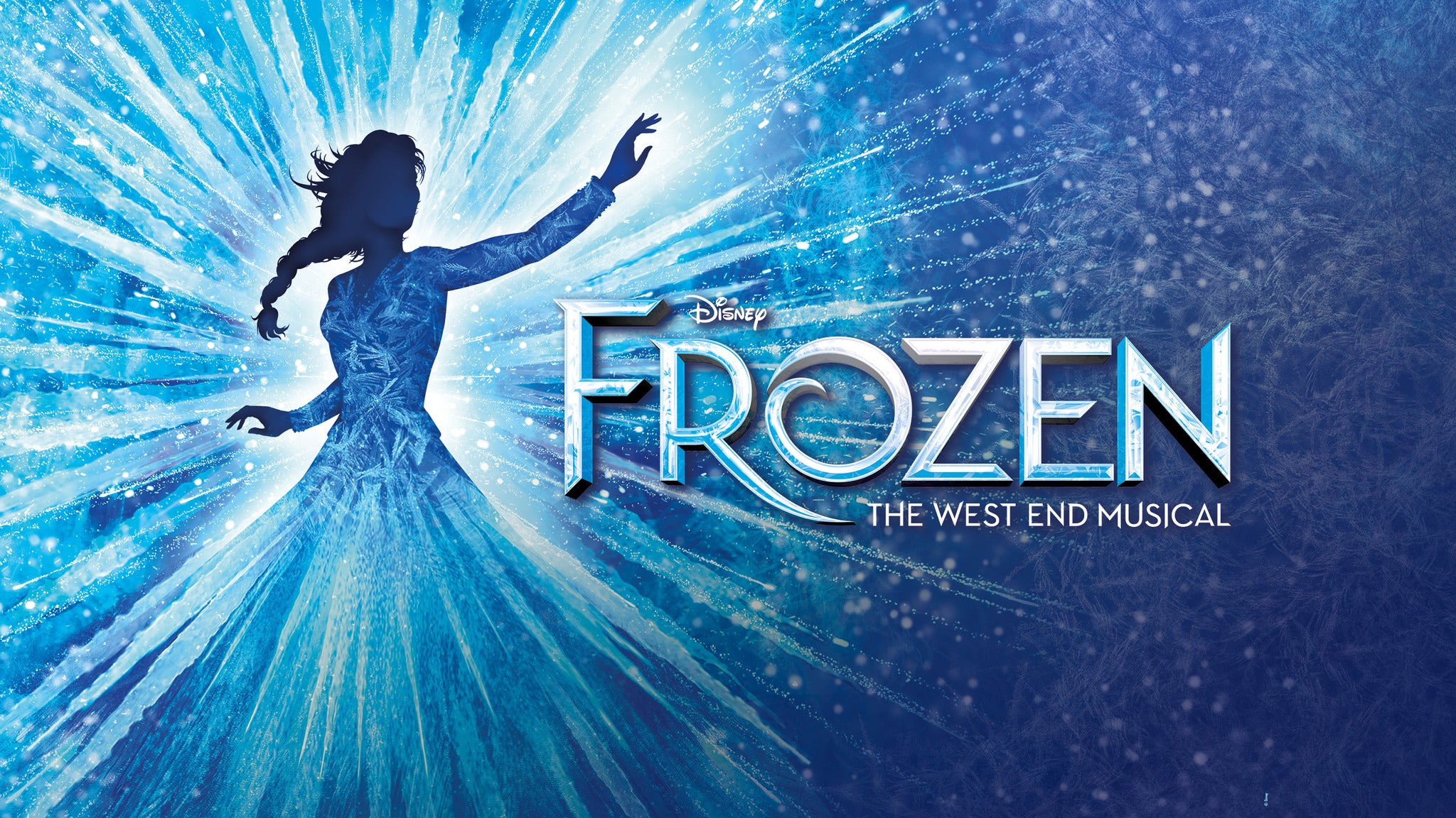 Frozen the Musical Event Title Pic