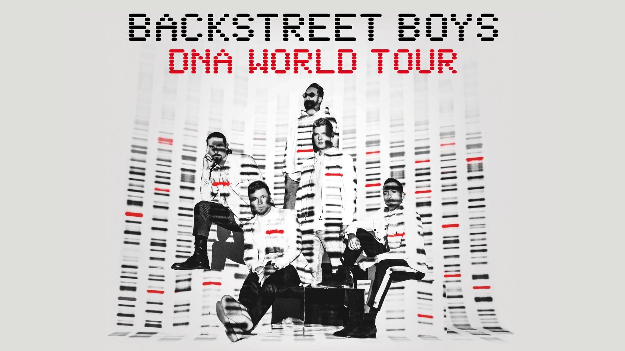 Backstreet Boys: DNA World Tour at Ruoff Music Center