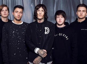 Bring Me The Horizon plus special guests Thrice & Fever 333