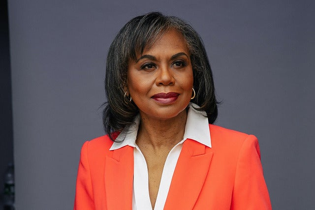 Town Hall Presents Anita Hill Believing An Evening with Anita Hill and