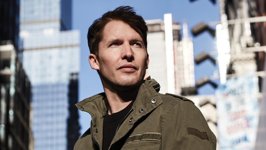 Hotels near James Blunt Events
