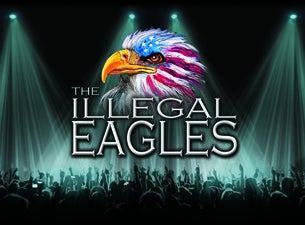 Illegal Eagles tickets (Copyright © Ticketmaster)