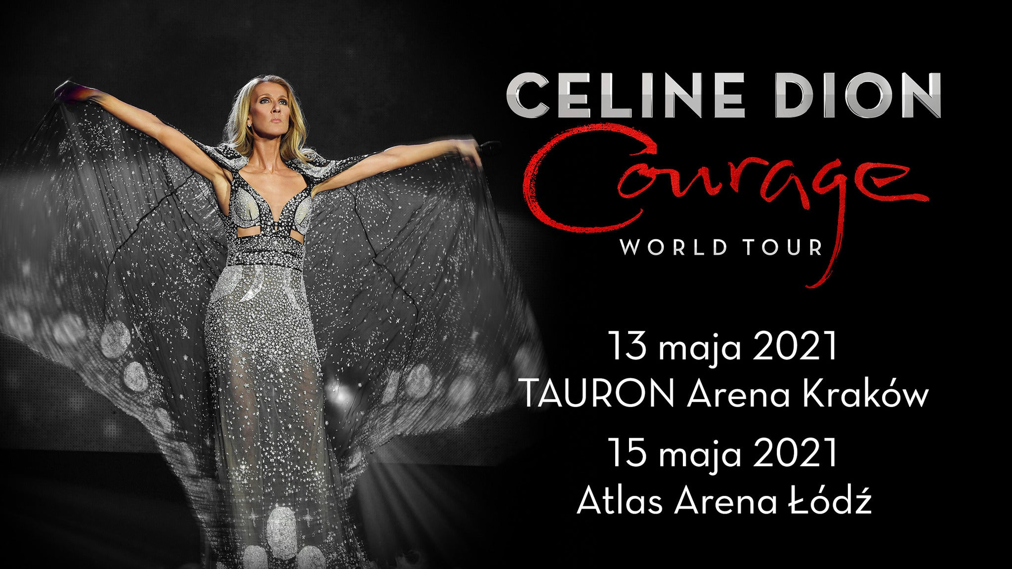 Celine Dion: Courage World Tour at Capital One Arena