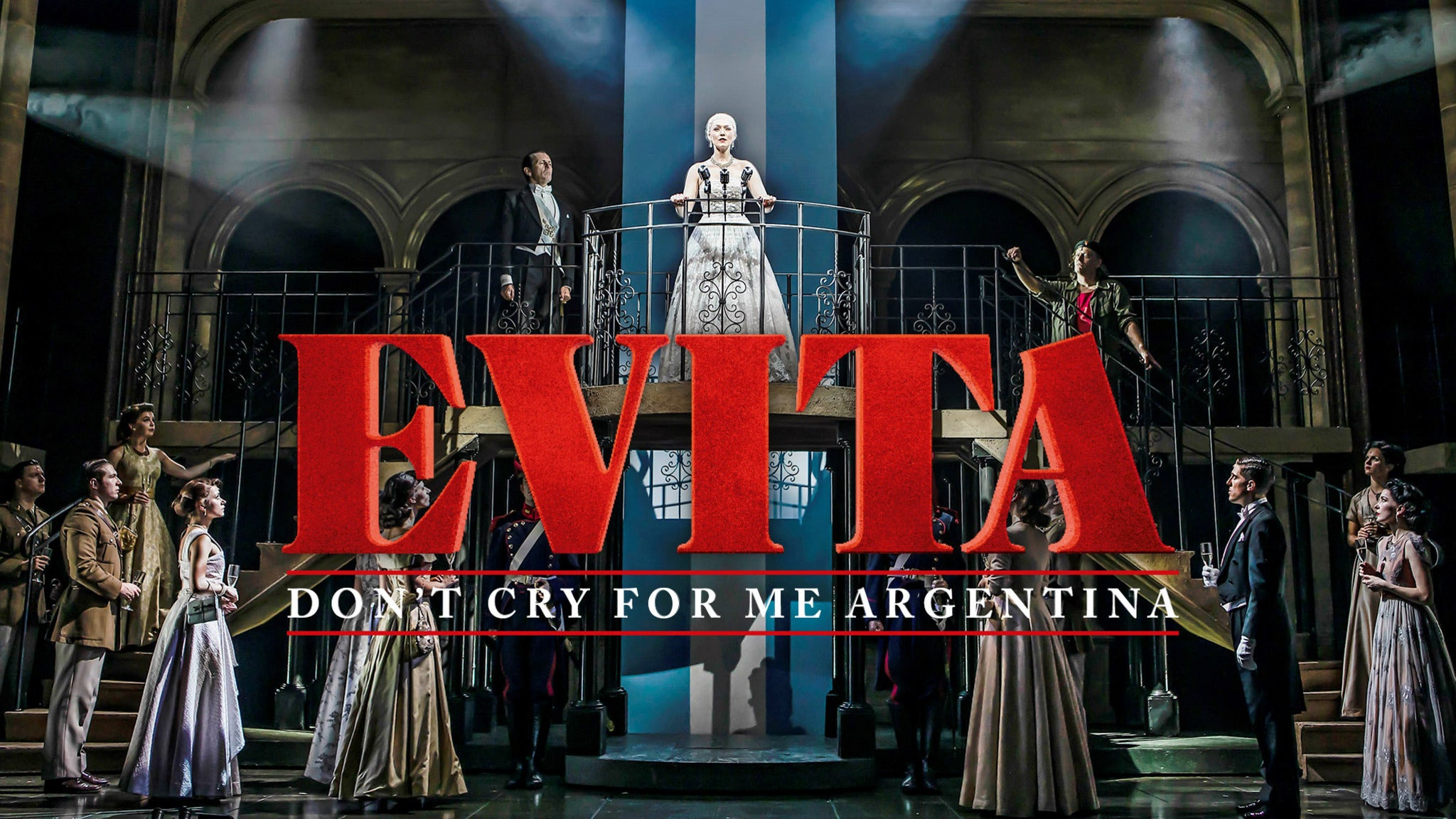 Evita at Riverside Theatre - FL