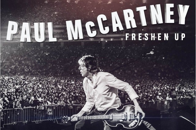 Paul McCartney Liverpool Echo Arena Seating Plan