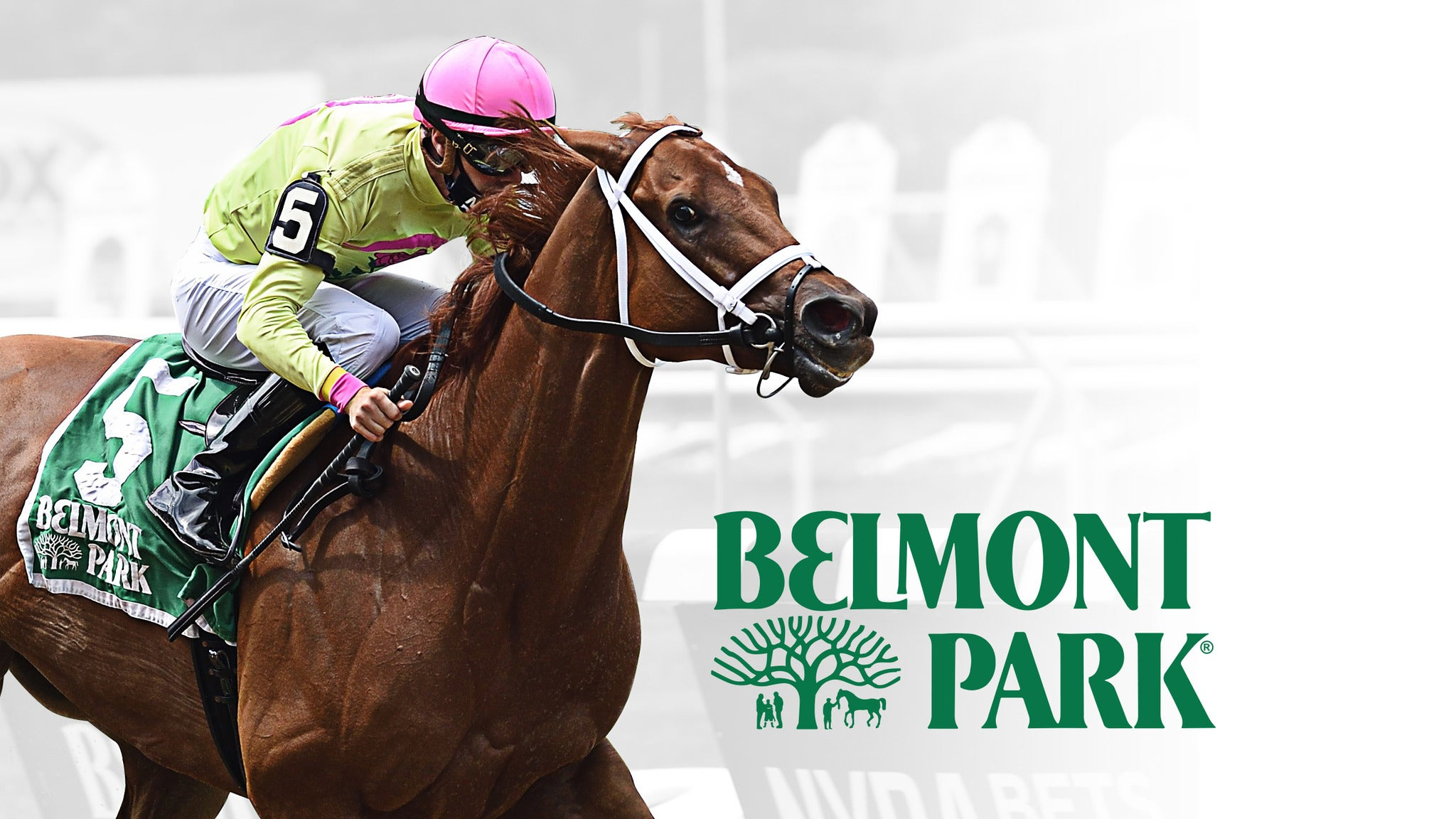 Belmont Reserved Seating