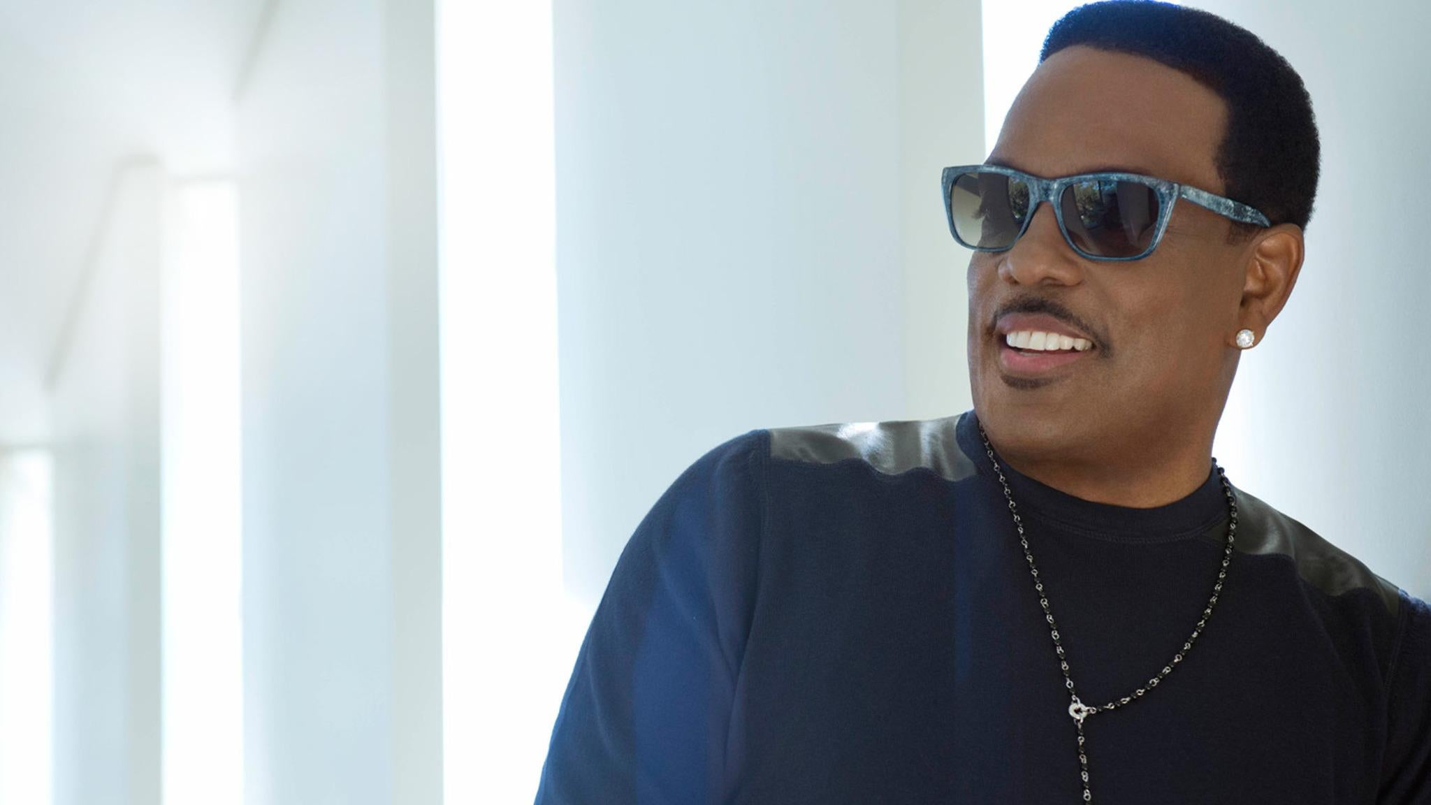Charlie Wilson at Florence Civic Center