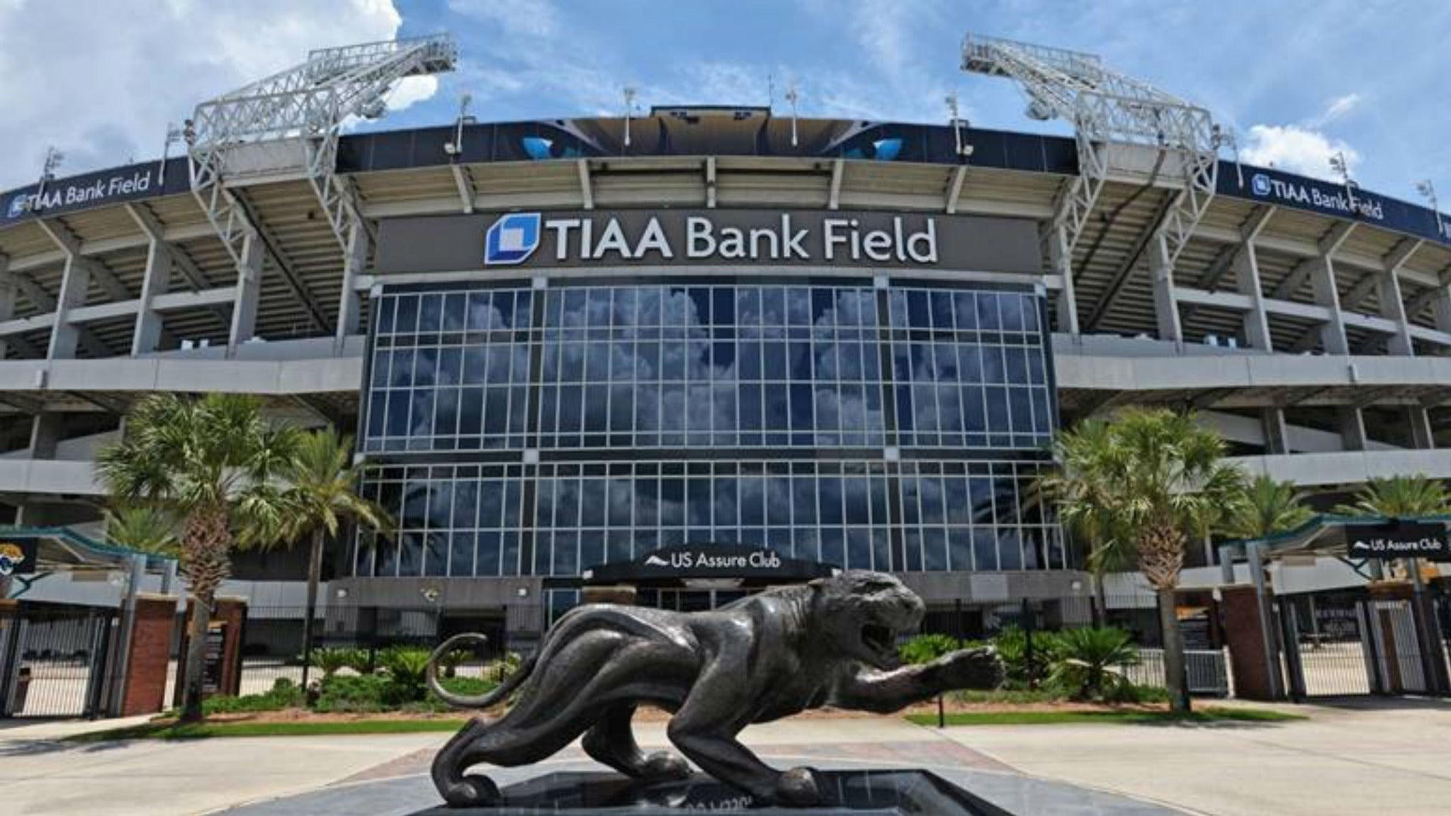 TIAA Bank Field Guided Stadium Tours