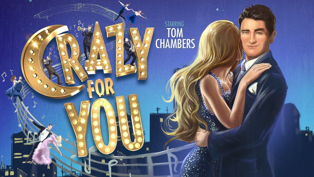 Crazy for You at Drury Lane Theatre Oakbrook Terrace