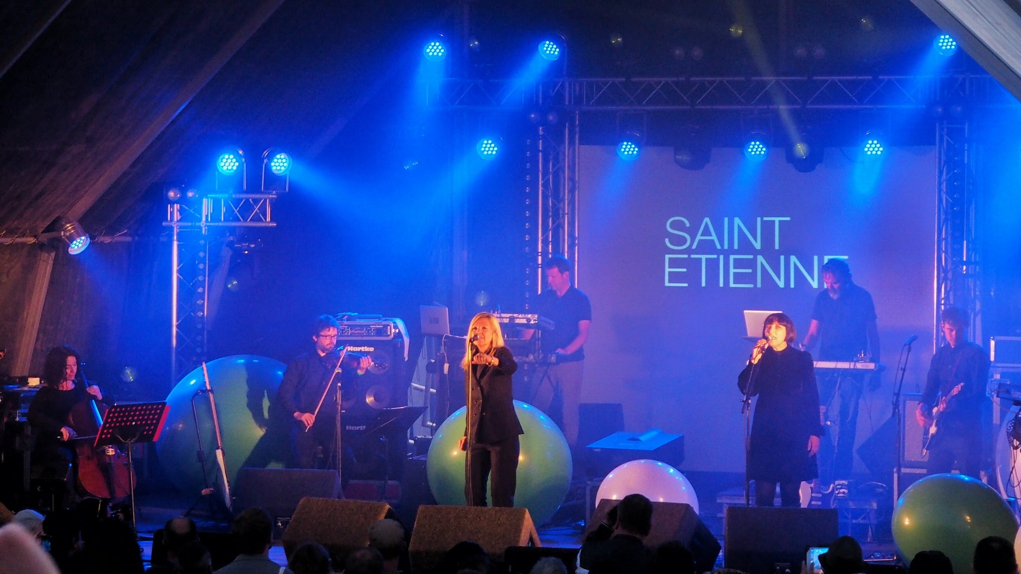 Saint Etienne at The Fillmore - San Francisco, CA 94115