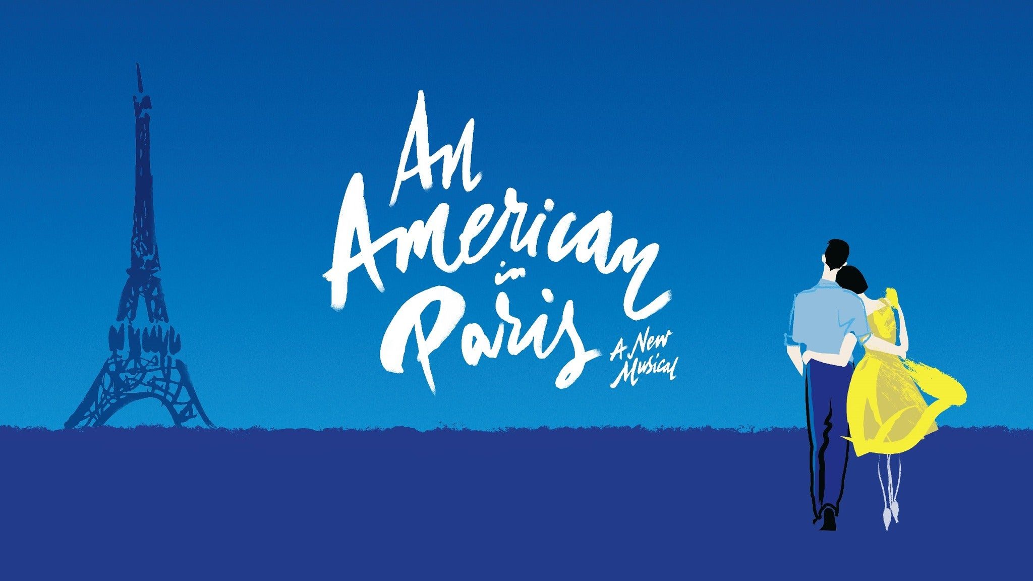 An American in Paris (Chicago) at Oriental Theatre Chicago
