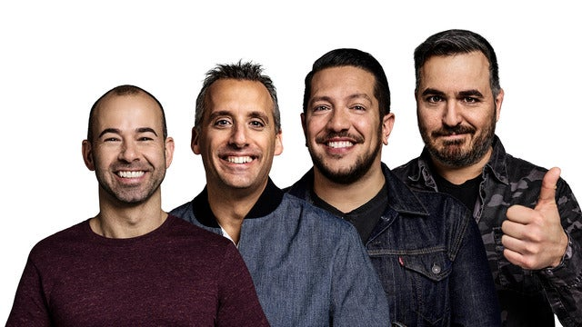 "Impractical Jokers ""The Scoopski Potatoes Tour"""