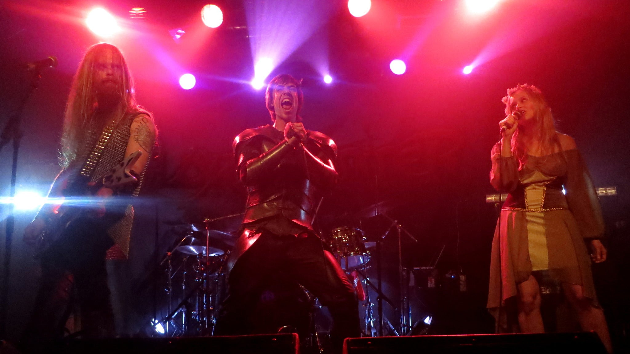 Gloryhammer at Club Red