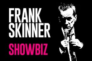 Frank Skinner - Showbiz Seating Plans