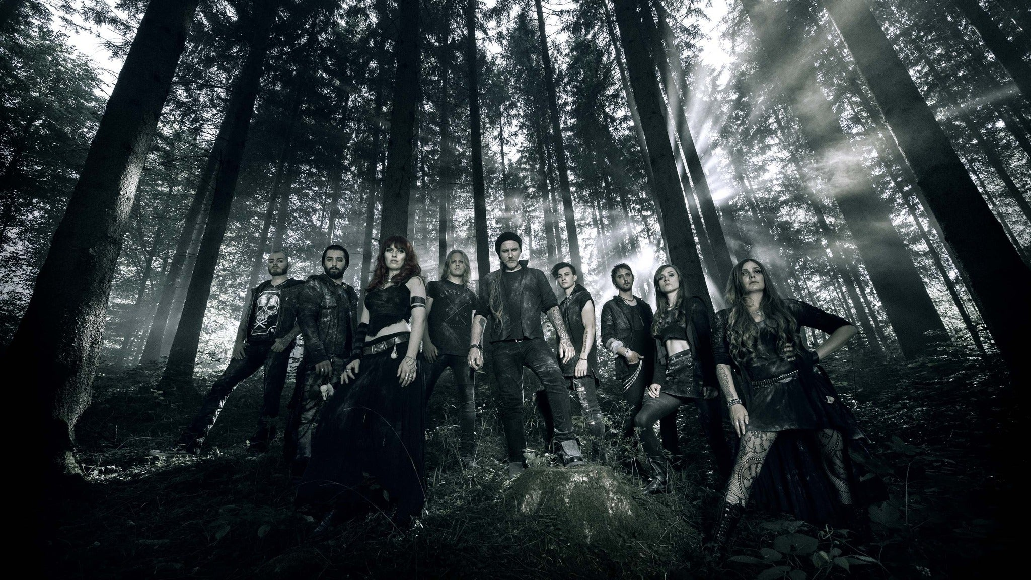 Eluveitie at The Ritz - San Jose