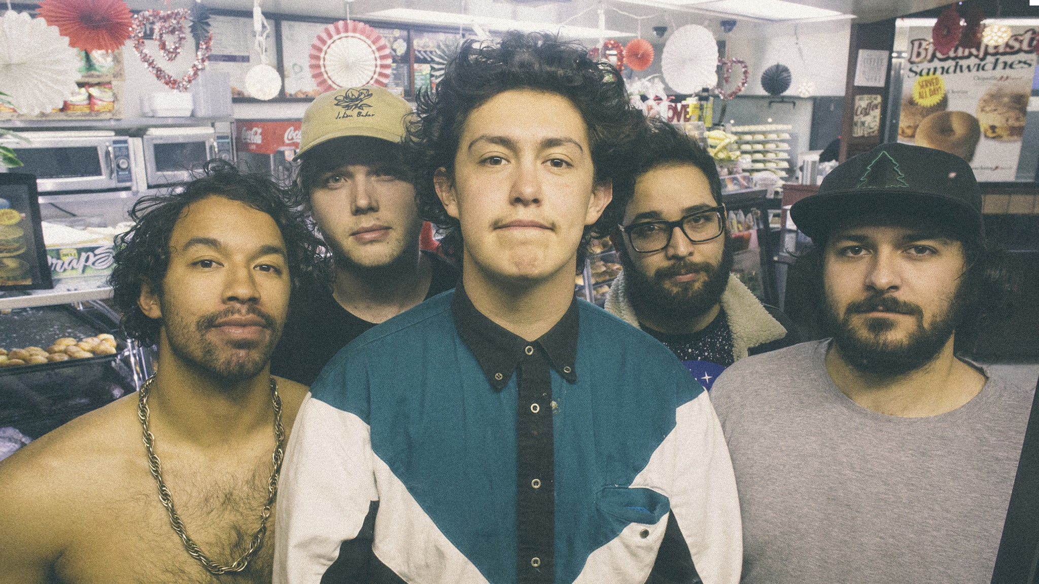 ONES TO WATCH PRESENTS HOBO JOHNSON & THE LOVEMAKERS