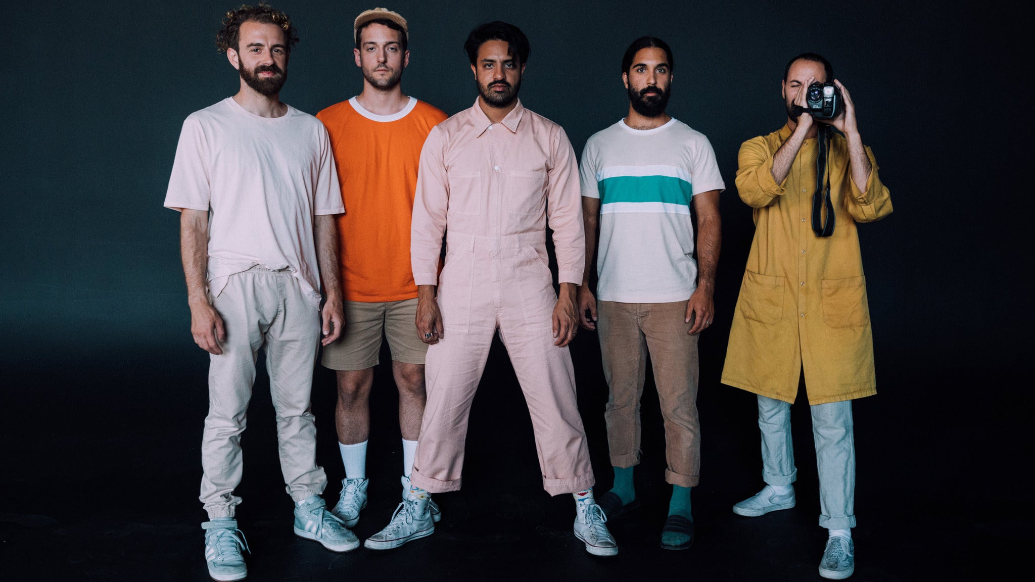 Young the Giant at Elliott Hall of Music