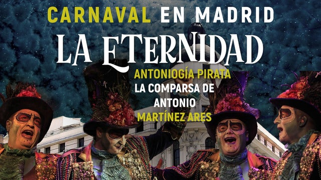 La Antologia Pirata.Comparsa Antonio Martinez Ares