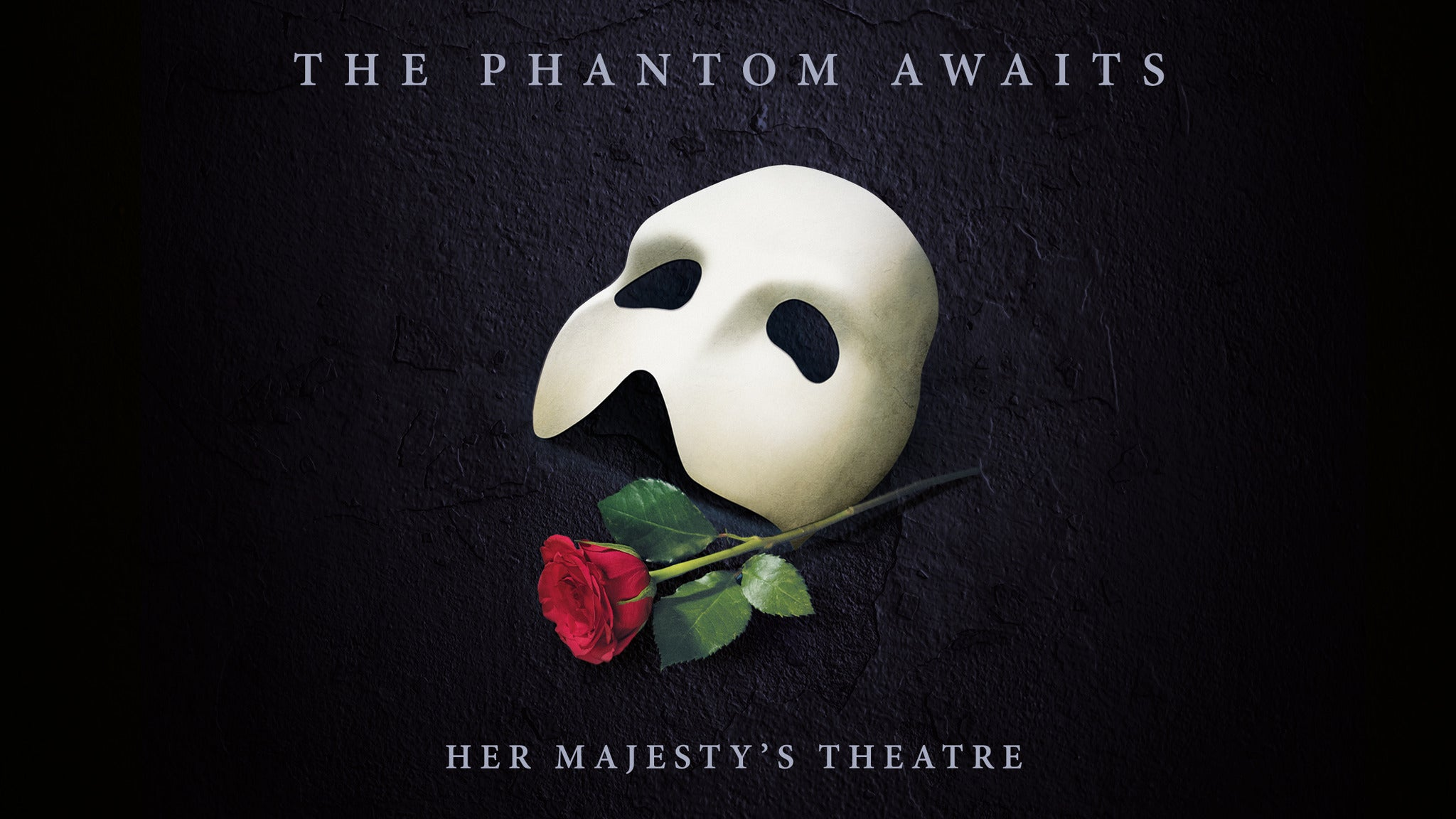 The Phantom of the Opera Event Title Pic