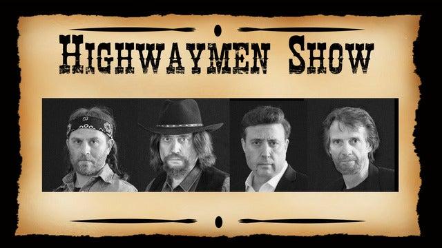 The Highwaymen Tribute Show