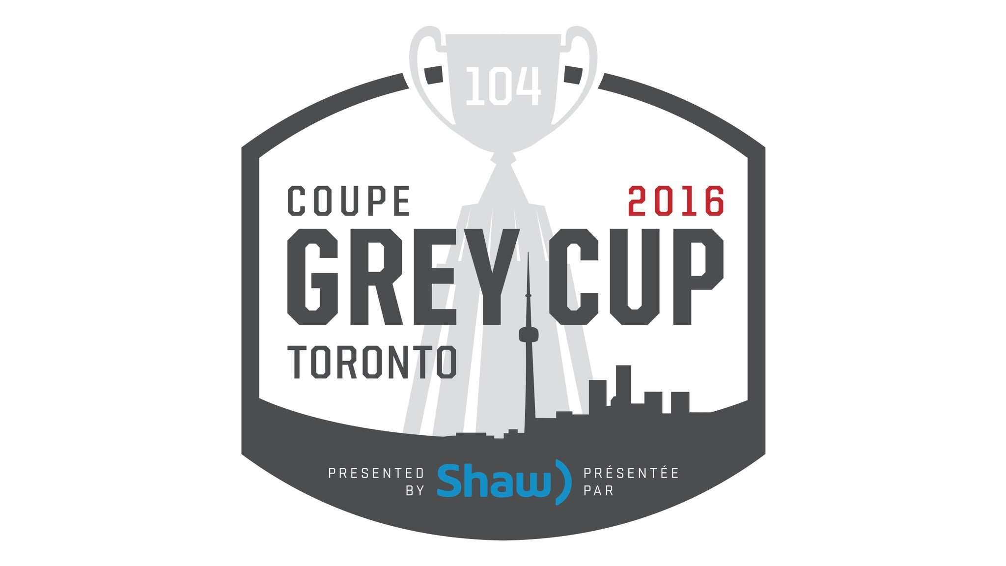 104th Grey Cup at BMO Field