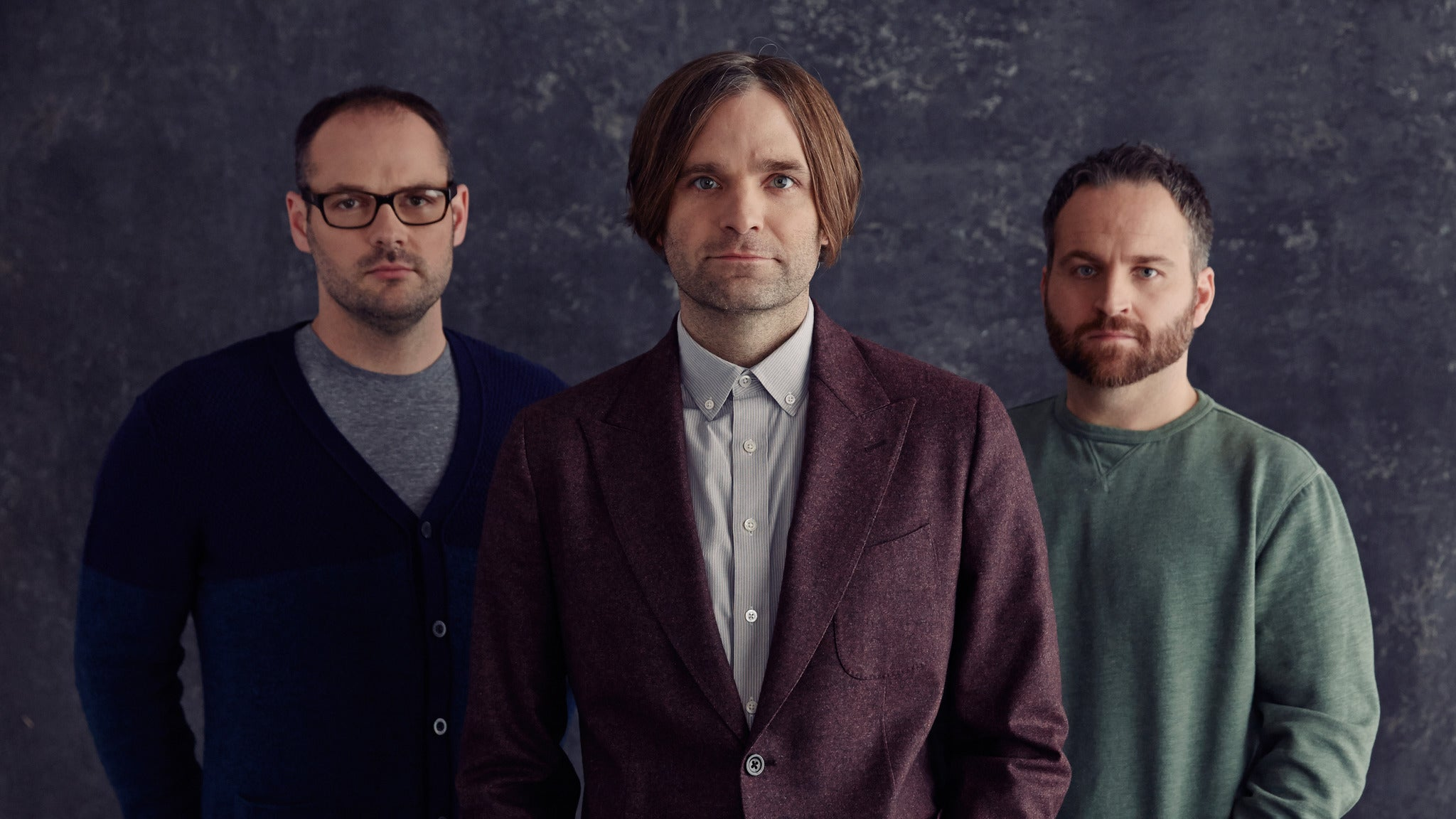 Death Cab for Cutie at Sloss Furnaces