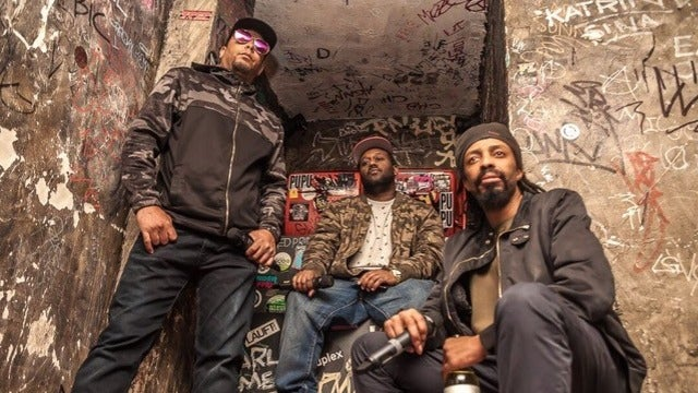 The Pharcyde, David Twist at Observatory North Park