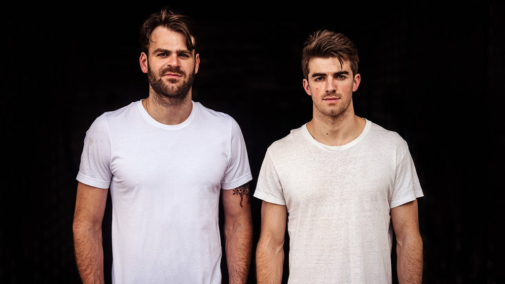 Hotels near The Chainsmokers Events