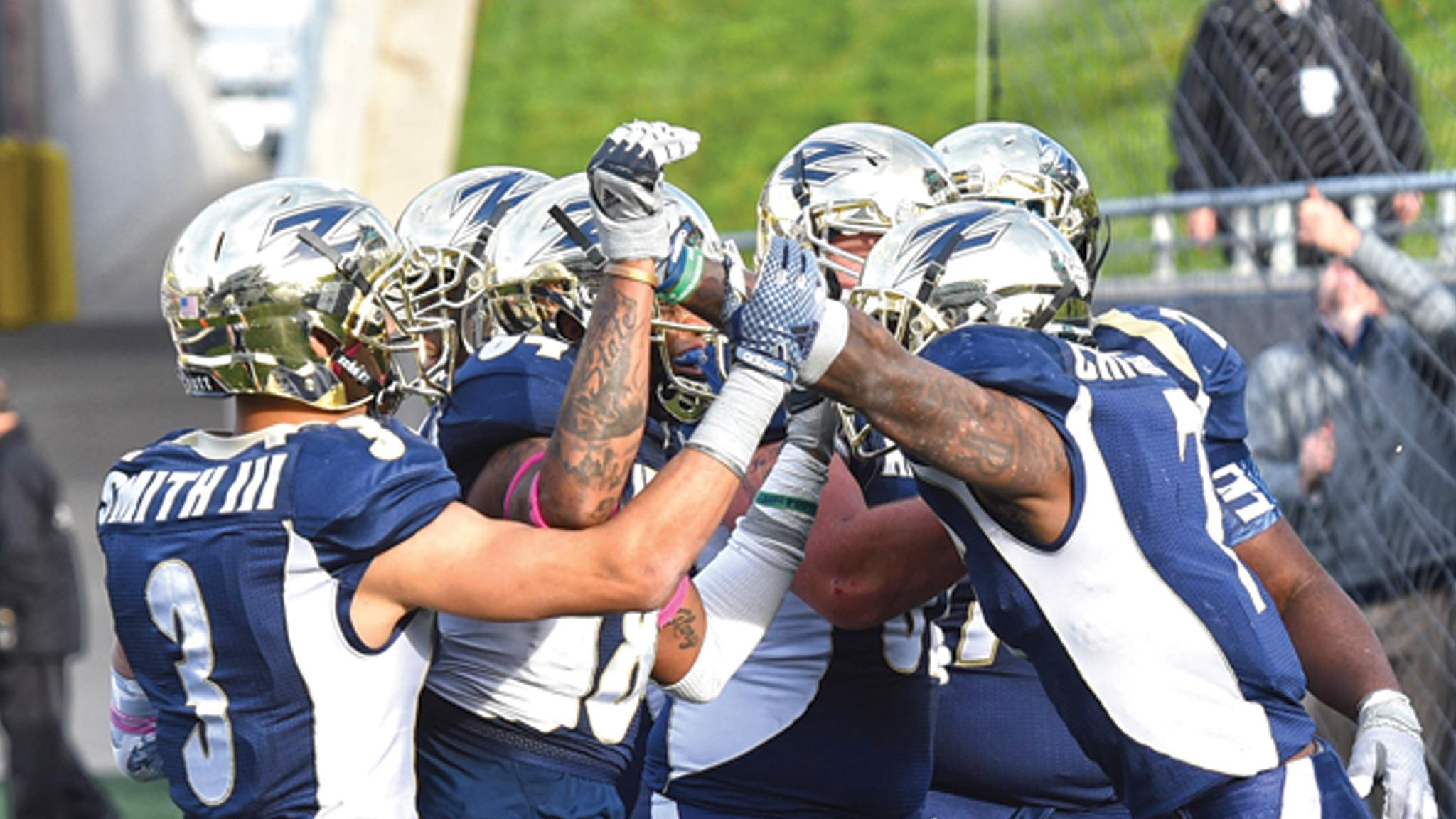 Akron Zips Football vs. Buffalo Bulls Football