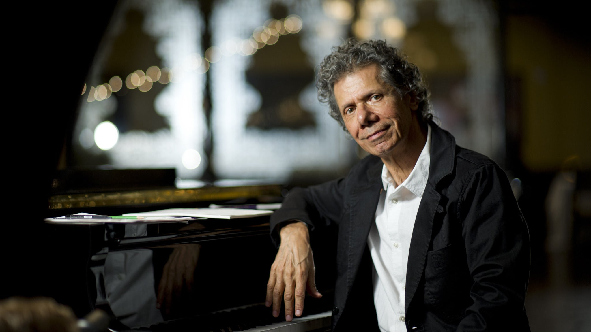 Chick Corea at Keswick Theatre