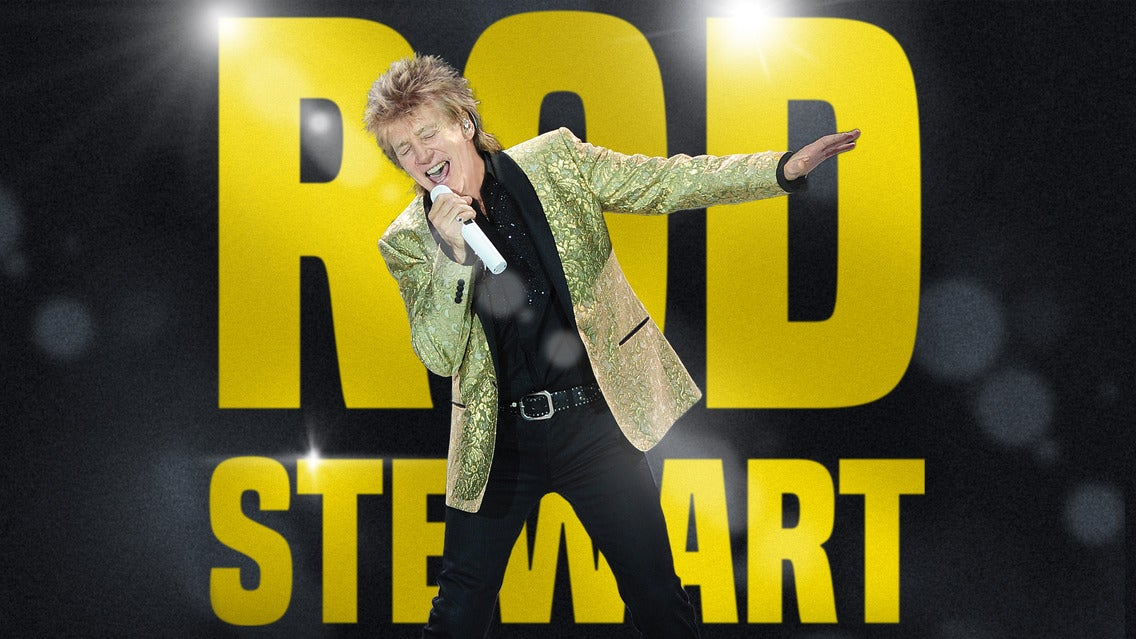Rod Stewart - Official Platinum Tickets 3Arena Seating Plan