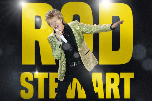 Rod Stewart - Official Platinum Tickets