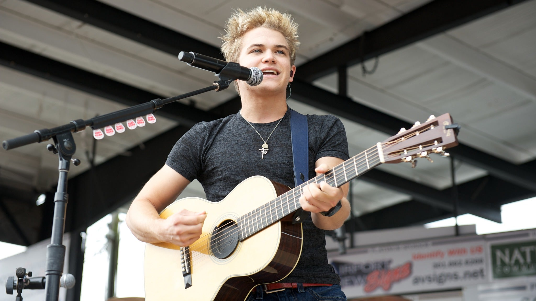 Hunter Hayes at Weill Hall at Sonoma State University