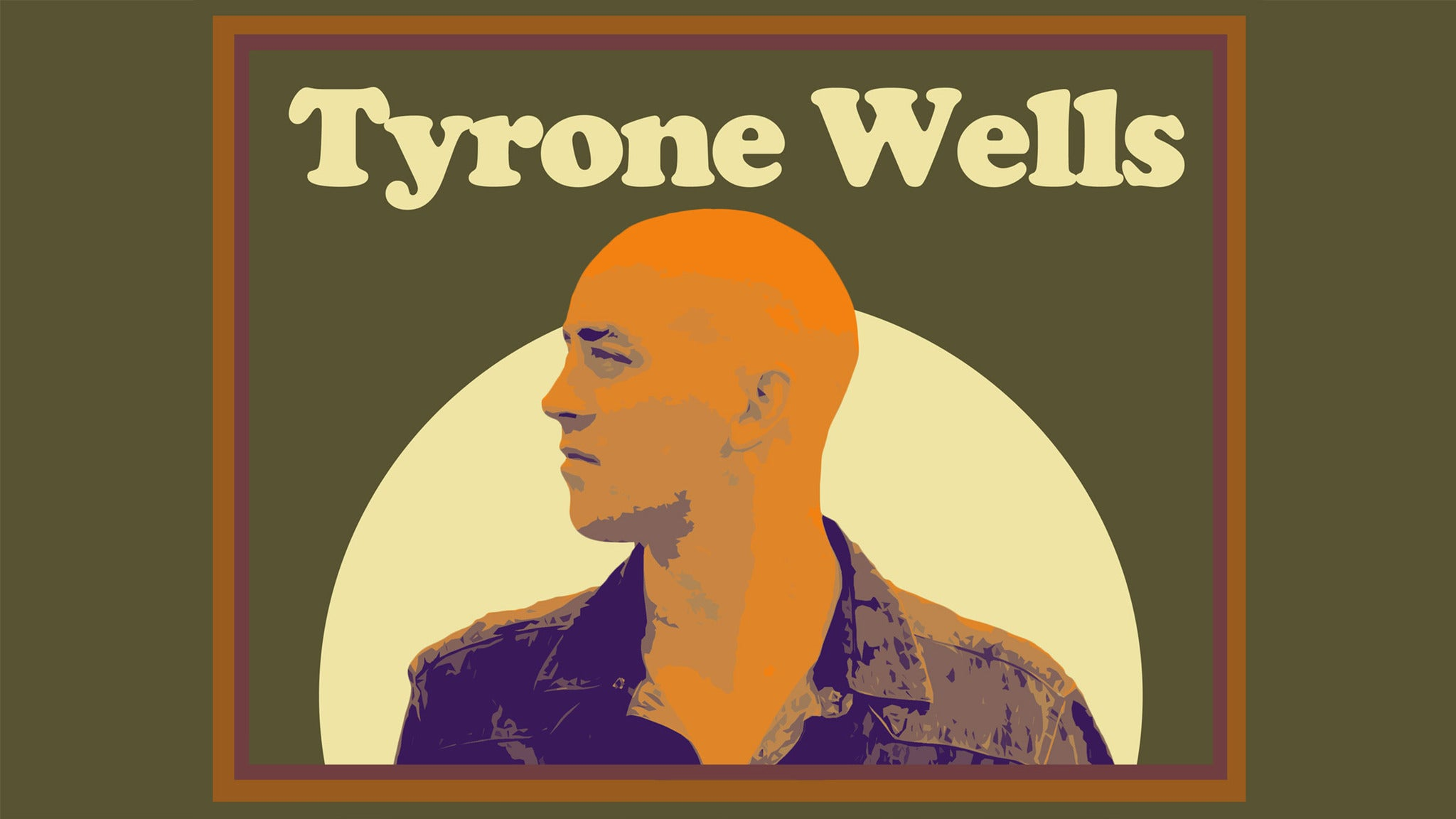 Tyrone Wells - Cover to Cover at The Coach House