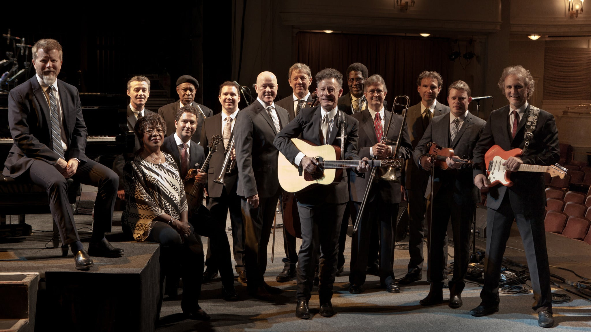 Lyle Lovett at Gallo Center for the Arts