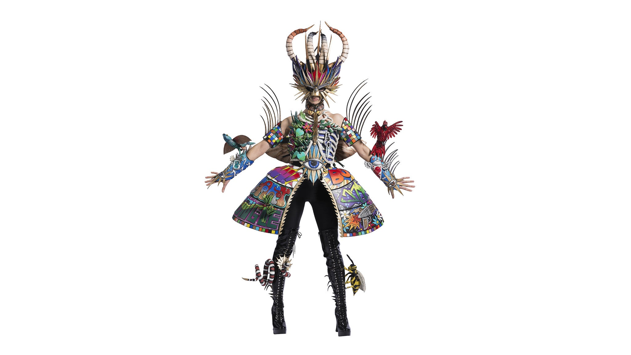 Copyright © Ticketmaster | World of WearableArt - Opening Preview Night 8pm tickets