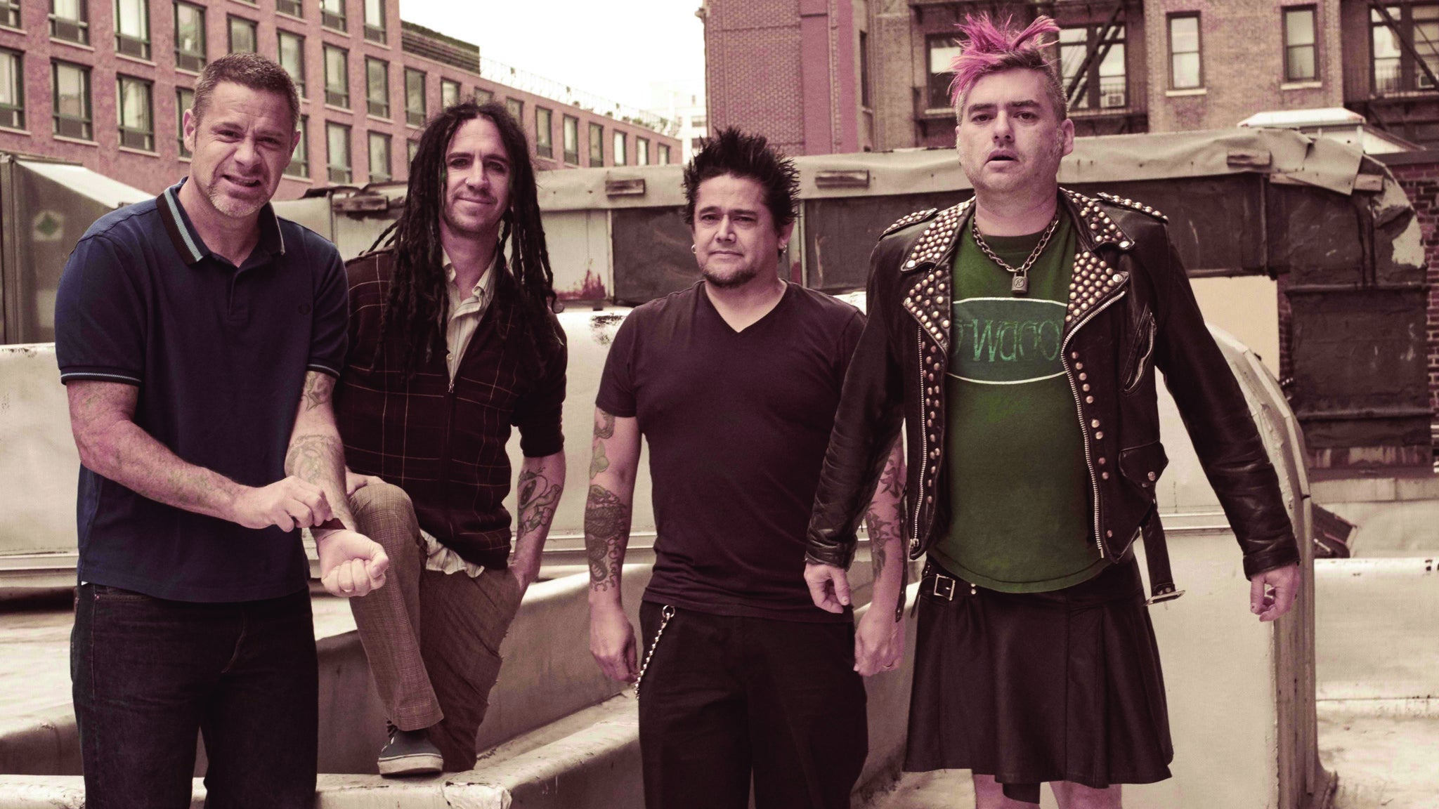 NOFX - First Ditch Effort Tour at Liberty Hall