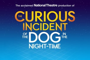 The Curious Incident of the Dog In the Night-Time (Touring)