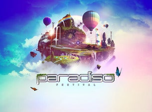 Paradiso Festival - Oasis Camping
