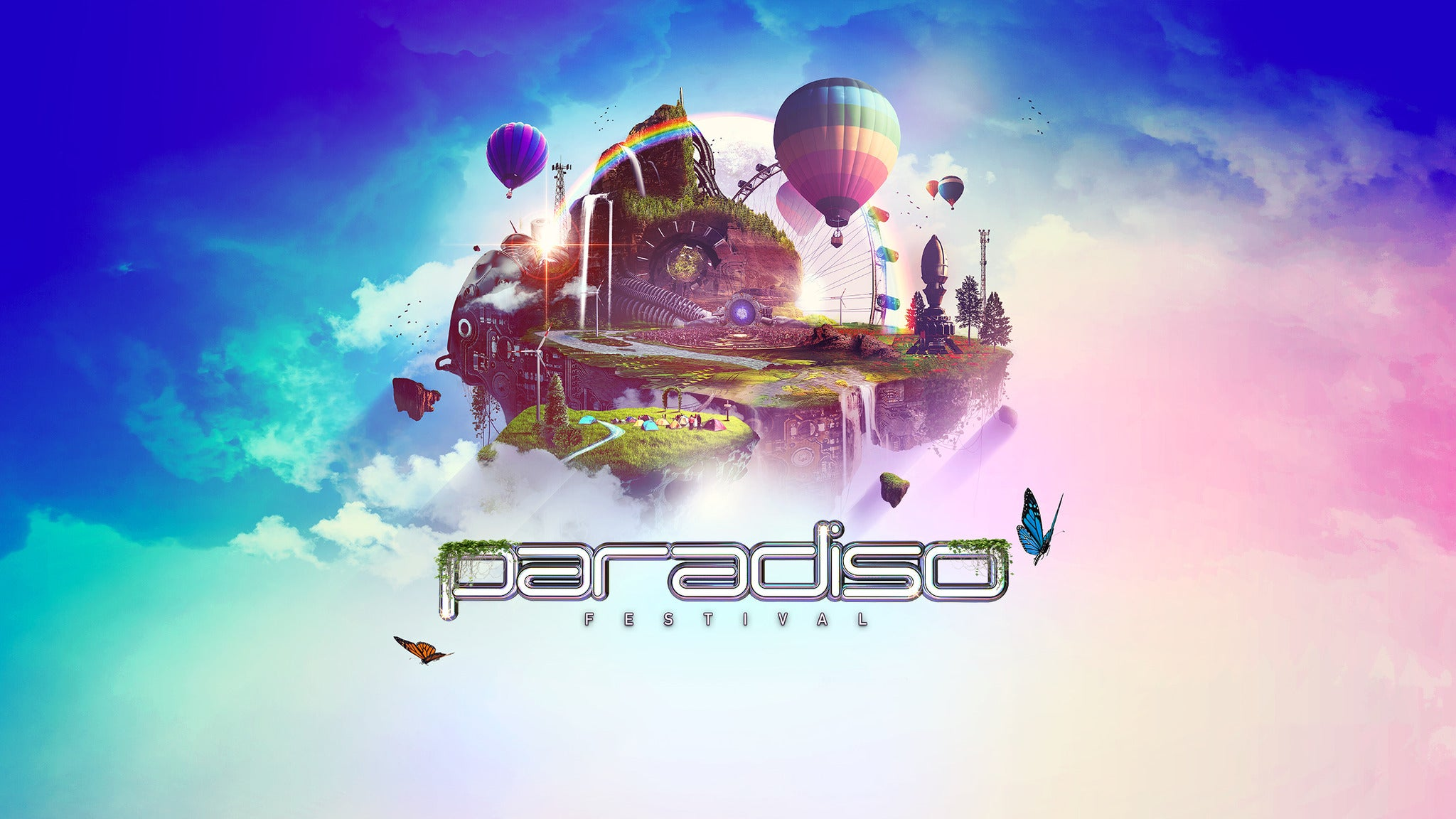 Paradiso Festival - Oasis Camping at Gorge Amphitheatre