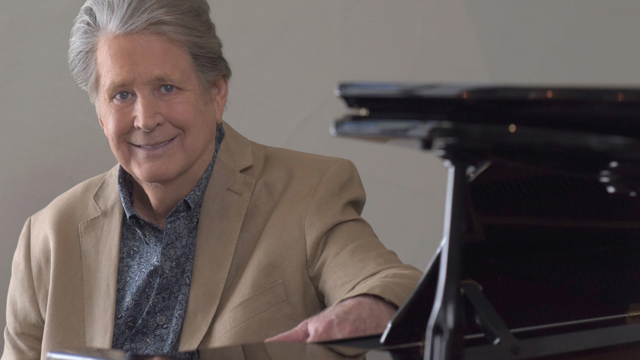 Brian Wilson at Van Wezel Performing Arts Center