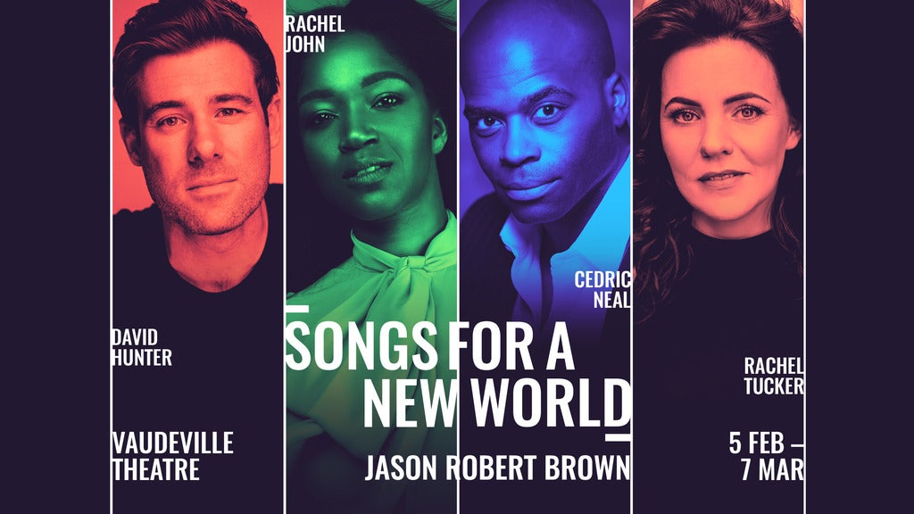 Hotels near Songs for a New World Events
