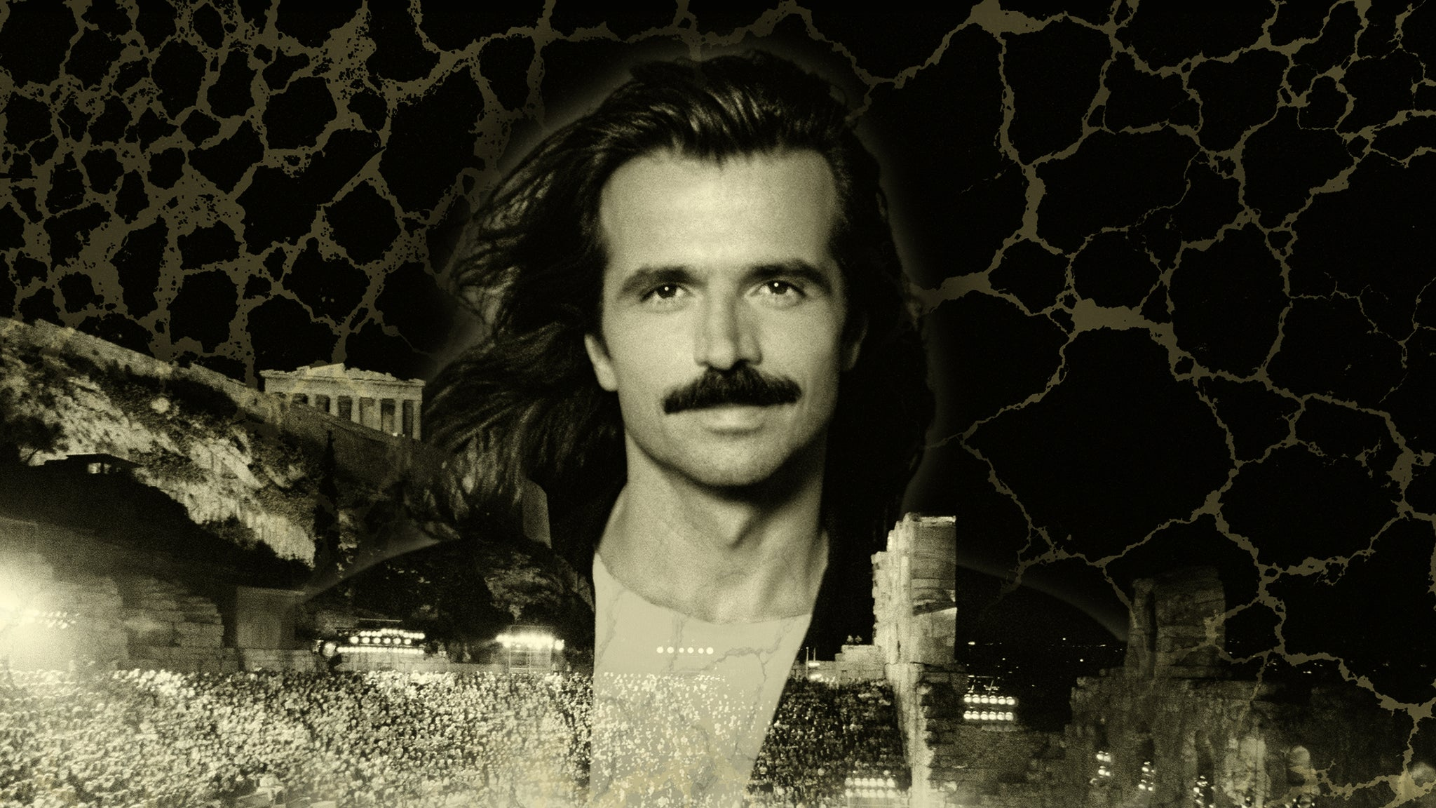 Yanni at Borgata Casino Event Center