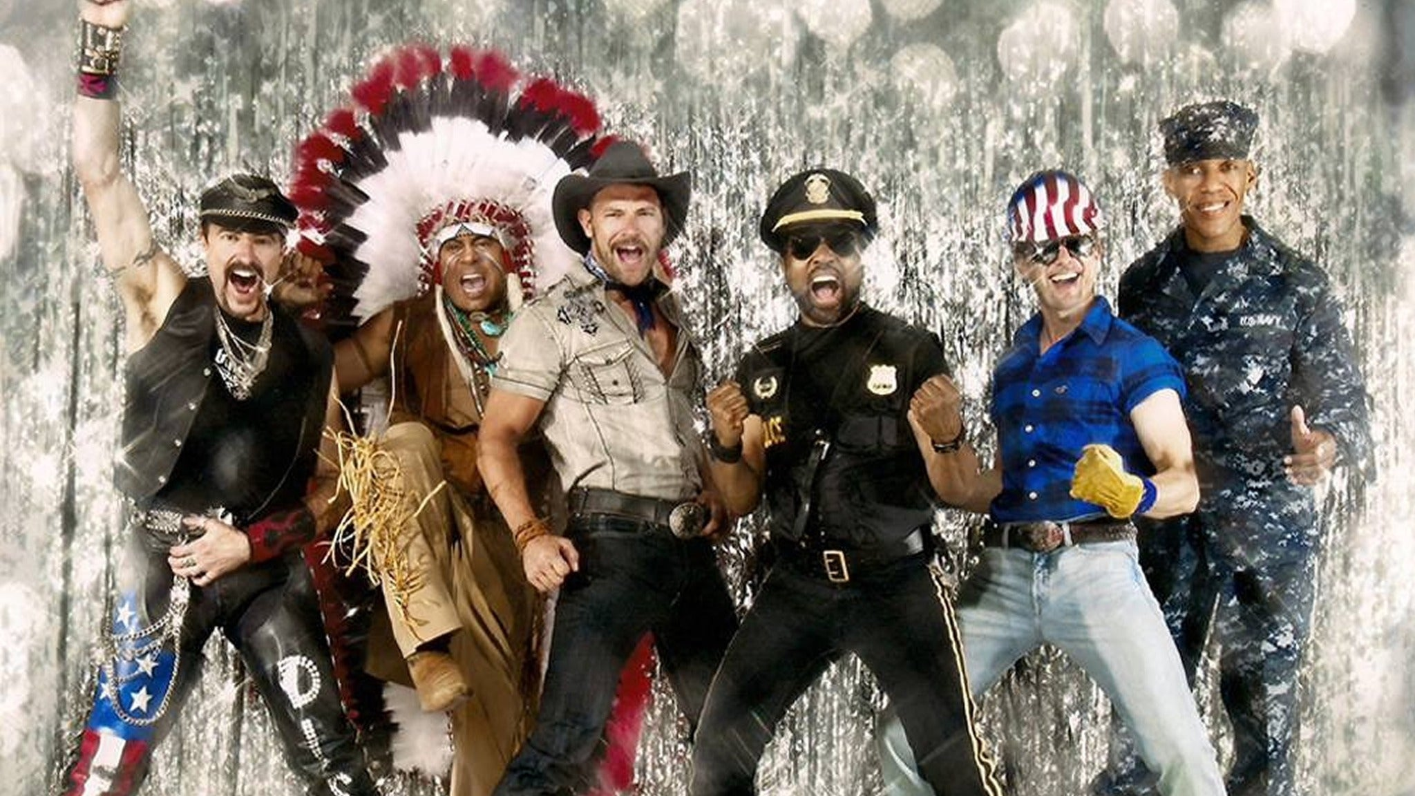 The Kings of Disco Former Members of Village People