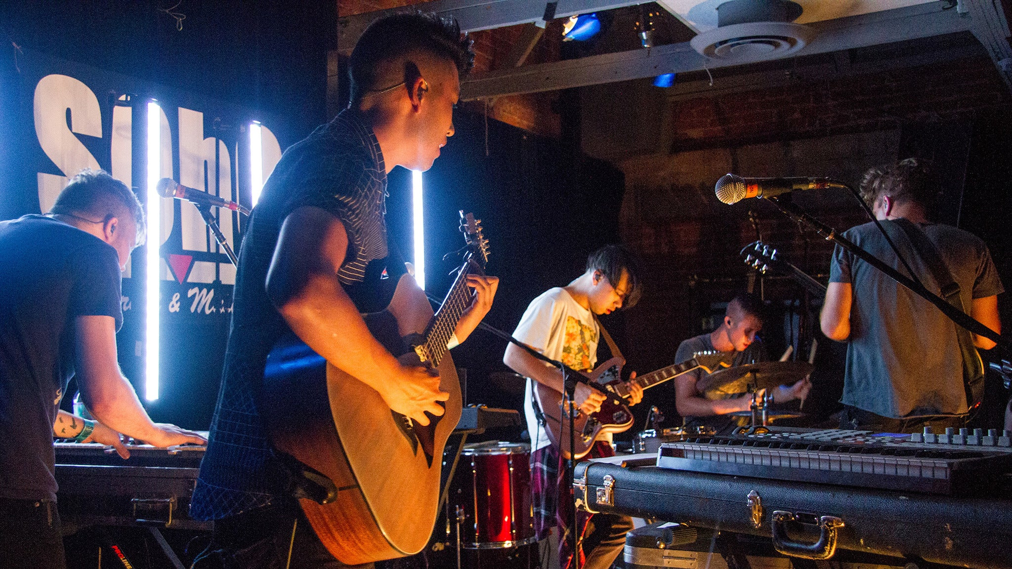 105.7 The Point New Music Showcase: Sir Sly