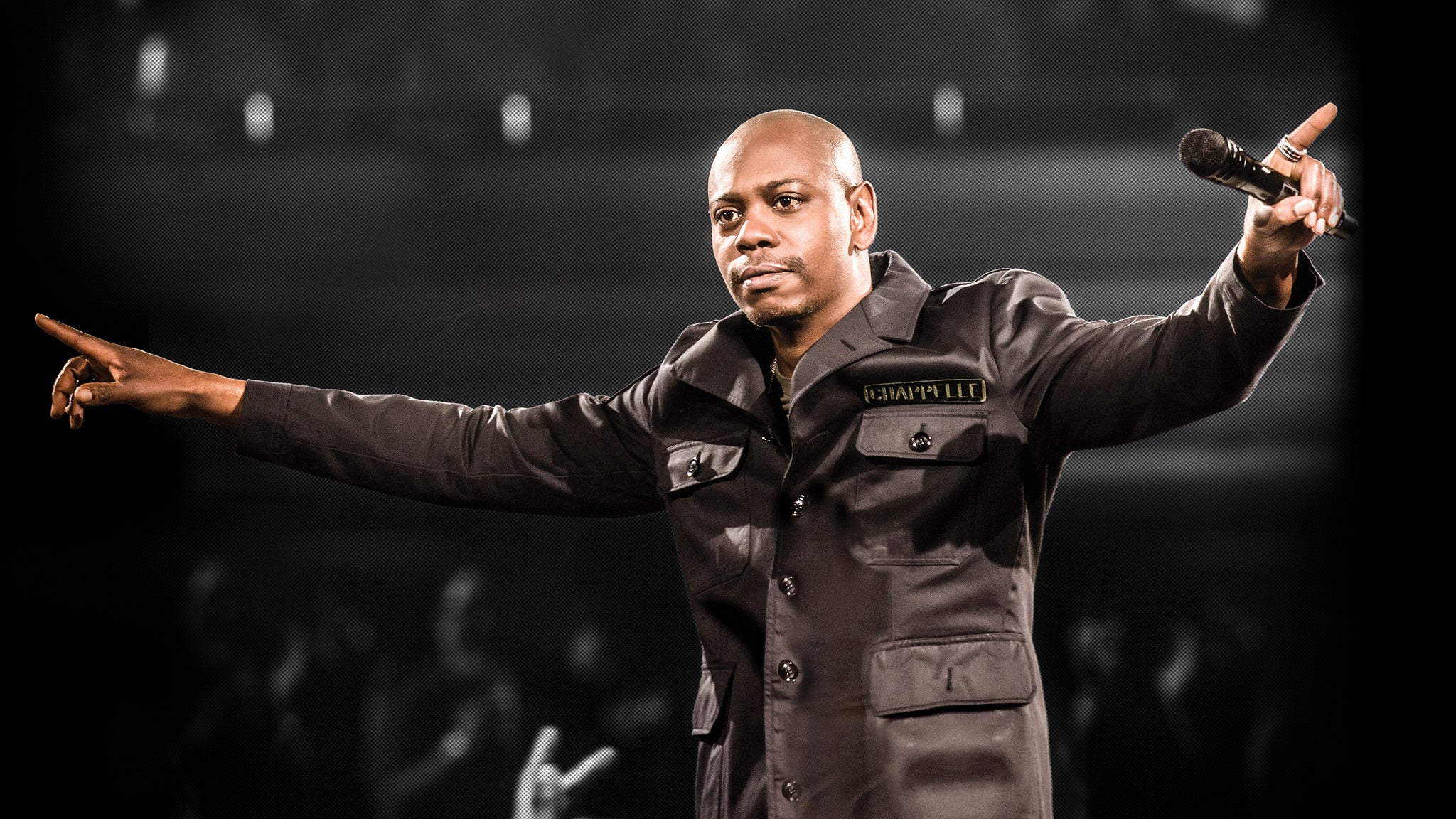 Dave Chappelle at Warner Theatre