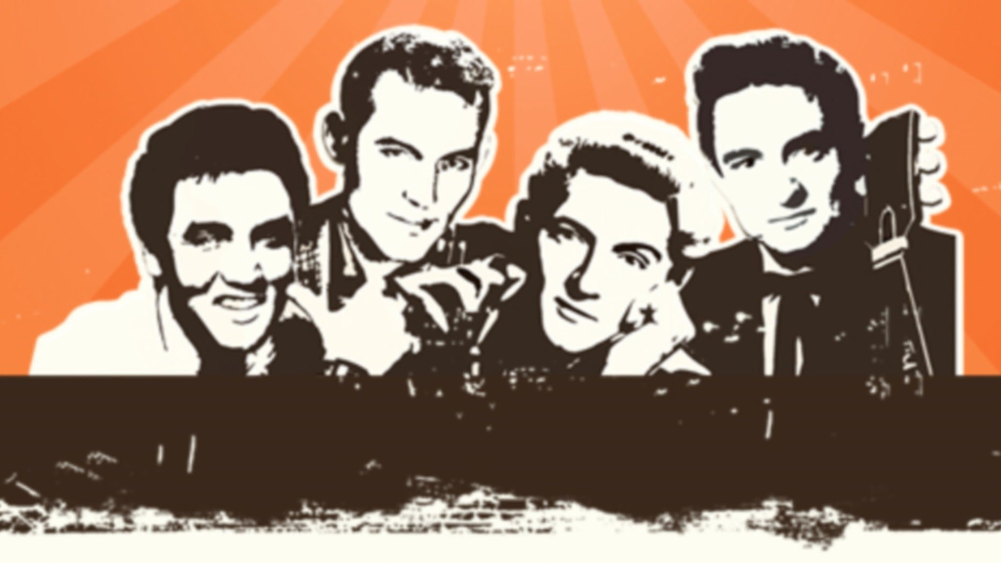 Presley, Perkins, Lewis & Cash
