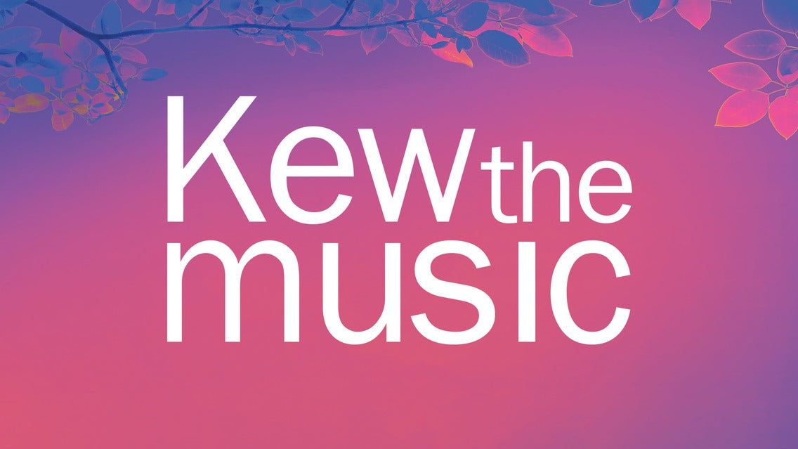 Kew the Music - Van Morrison tickets (Copyright © Ticketmaster)