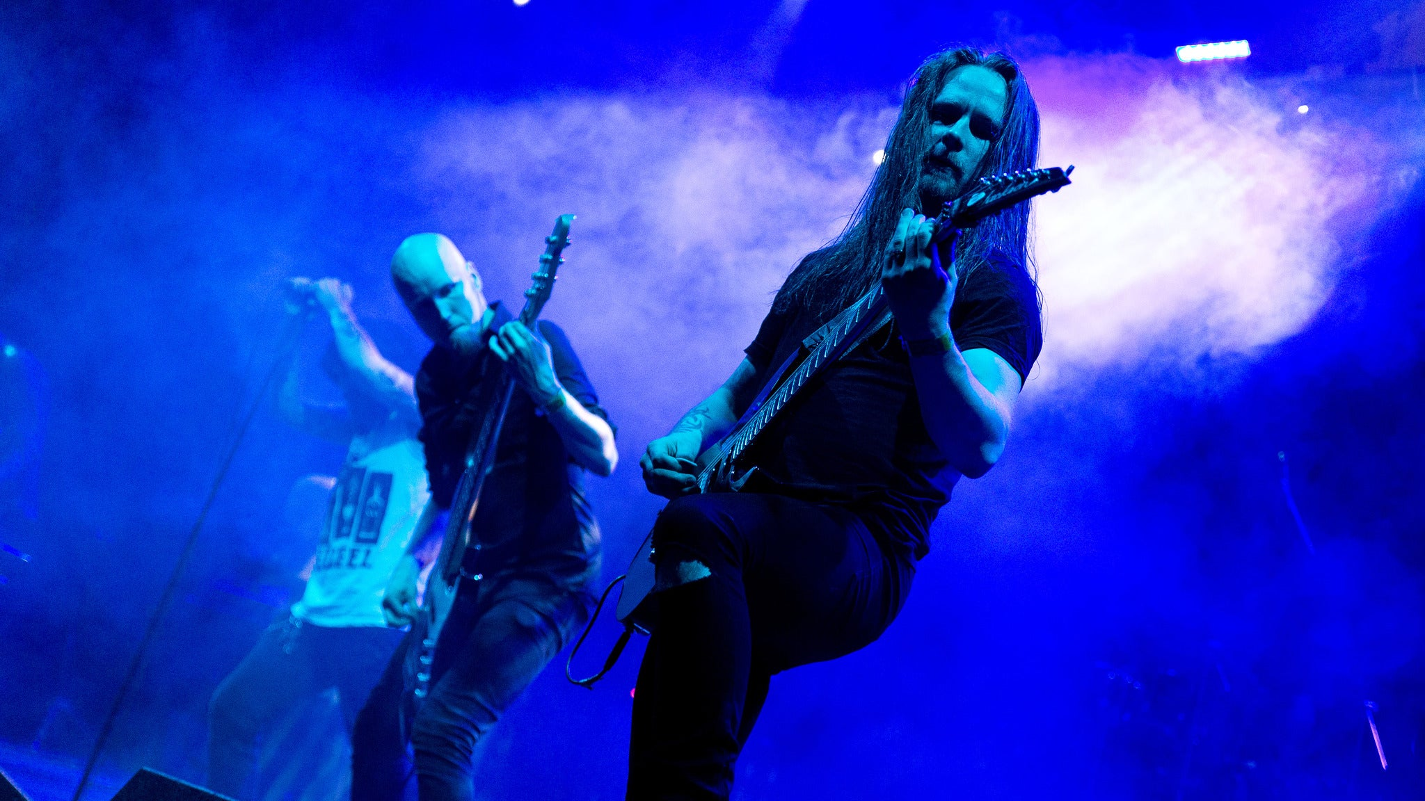 Amorphis, Swallow the Sun at Firehouse 13