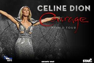 Celine Dion , Platinum tickets